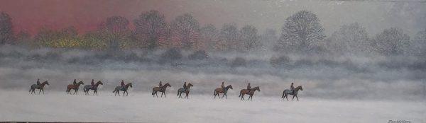Dawn's Mist