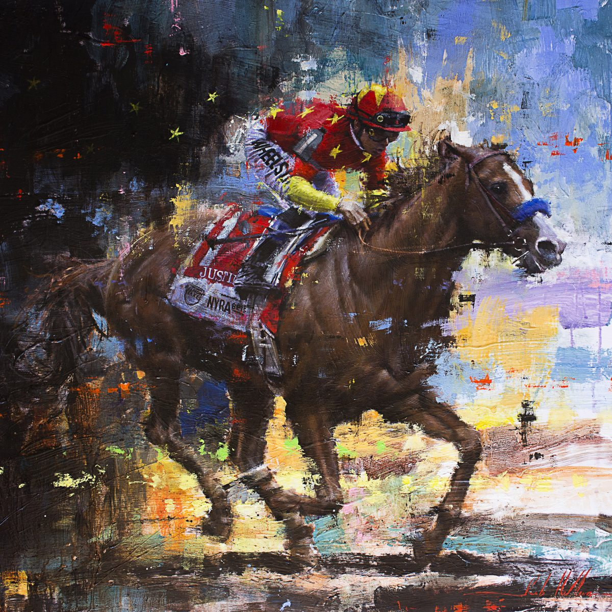 Justify Rob Hefferan